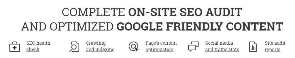 SEO одит на уеб сайт и онлайн магазин